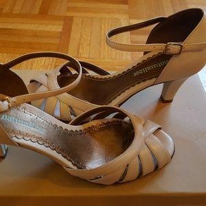 Naturalizer Gazebo Blue Oyster Shoes 4.5M
